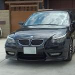 BMW5シリーズ(E60)が入庫しました。