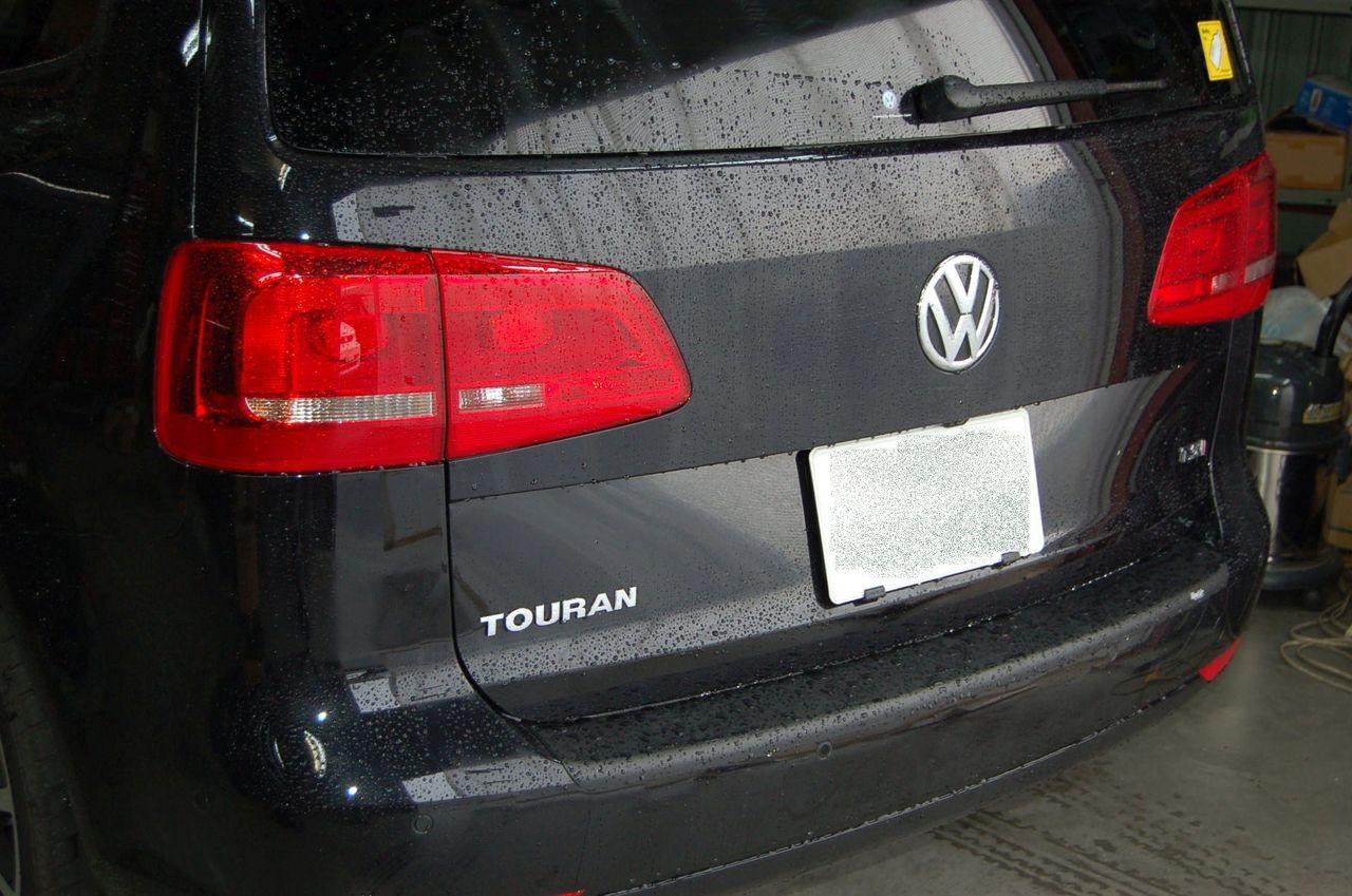 VWトゥーラン(H26年モデル)が入庫しました。