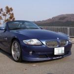 BMW Z4アルピナ(E85)が入庫しました。