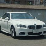 BMW 5シリーズ(F10)が入庫しました。