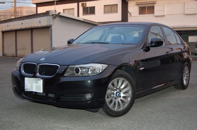 BMW 3シリーズ(マイナーチェンジ後、E90)です。