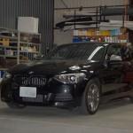 BMW1シリーズ(F20)にお乗りのお客様が来店されました。