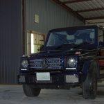 いつもお世話になっているお客様がメルセデス・ベンツGクラス(W463)を購入されました。